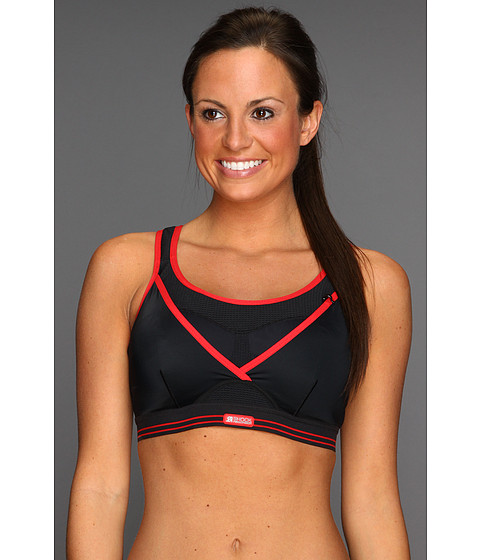 Cheap Shock Absorber Ultimate Gym Bra S002z Black Pop