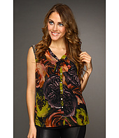 Patterson J Kincaid - Filla Tie Blouse