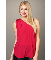 BCBGeneration - One-Shoulder Drape Top