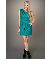 BCBGeneration - Draped One Shoulder Dress