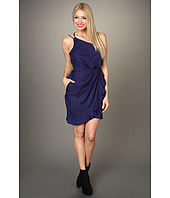 BCBGeneration - One Shoulder Ruffle Dress