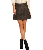 BCBGeneration - Metallic Circle Skirt