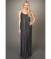 BCBGeneration - Metallic Slip Dress