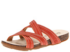 Timberland - Earthkeepers Barestep Slide Sandal (Dark Red) Sandal