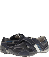 Geox Kids - Jr Snake Moc Boy 10 (Toddler/Youth)