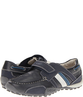 Geox Kids - Jr Snake Moc Boy 10 (Youth)