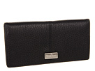 Cole Haan - Village Slim Wallet (Black 2) - Bags and Luggage