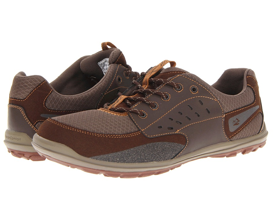 Nunn Bush Velum LC (Brown Multi) Men