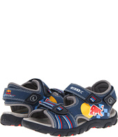Geox Kids - Jr S. Strada Red Bull 1 (Toddler/Youth)