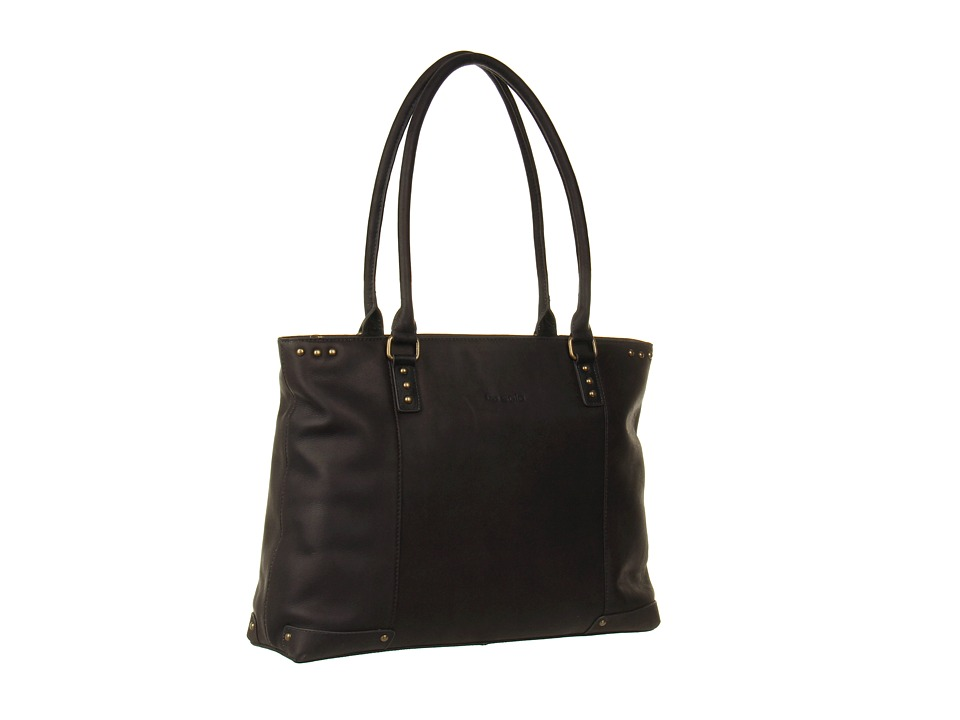 SOLO - Vintage 15.4 Leather Carryall