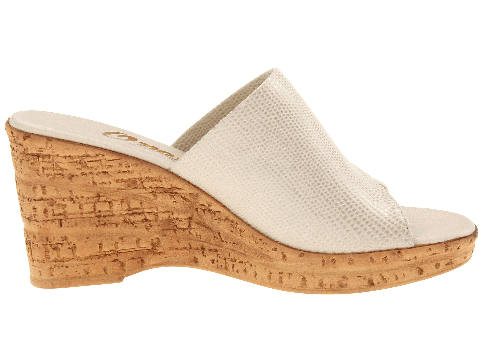 And sandals at
