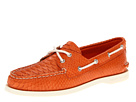 Sperry Top-Sider - A/O 2 Eye (Orange Python Print)