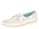Sperry Top-Sider - A/O 2 Eye (Ivory Python Print)