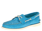 Sperry Top-Sider - A/O 2 Eye (Blue Python Print)