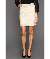 Kensie - Lace Pencil Skirt