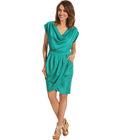 BCBGMAXAZRIA - Cowl Neck Dress
