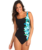 Miraclesuit - Left of Center Side Swipe Swimsuit