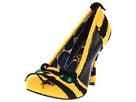 Irregular Choice - Audrey Loves (Yellow/Black) - Footwear