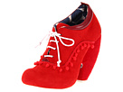 Irregular Choice - Tea Cup (Red) - Footwear