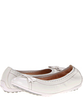 Geox Kids - Jr Piuma Ballerine 15 (Toddler/Youth)