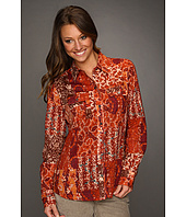 Lucky Brand - Joan Patchwork Blouse