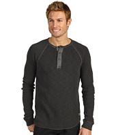 Lucky Brand - Slub Thermal Henley