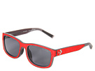 Converse - On Your Mark (Matte Grey/Red) - Eyewear