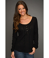 Lucky Brand - Pleated Top