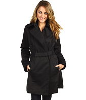 Rainforest - Modern Belted Wrap Raincoat