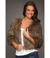 Lucky Brand - Gypset Faux Fur Jacket