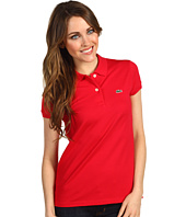 Lacoste - S/S 2 Button Stretch Pique Polo