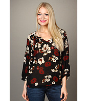 Lucky Brand - Traveler Printed Top
