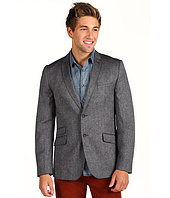 Ben Sherman - Plectrum Single-Breasted Wool Blazer