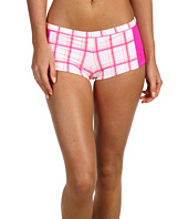Hurley - One & Only Plaid Boyshort
