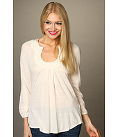 Lucky Brand - Lexia Shadow Stripe Top