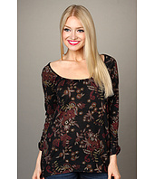 Lucky Brand - Lace Shadows Hera Top