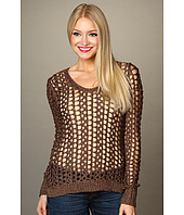 Lucky Brand - Macey Metallic Sweater