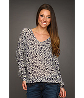 Lucky Brand - Farrah Printed Top