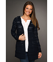 Lucky Brand - Hooded Sweater Jacket