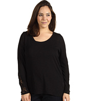 Lucky Brand - Plus Size Indian Lace Thermal