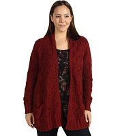 Lucky Brand - Plus Size Huntington Sweater