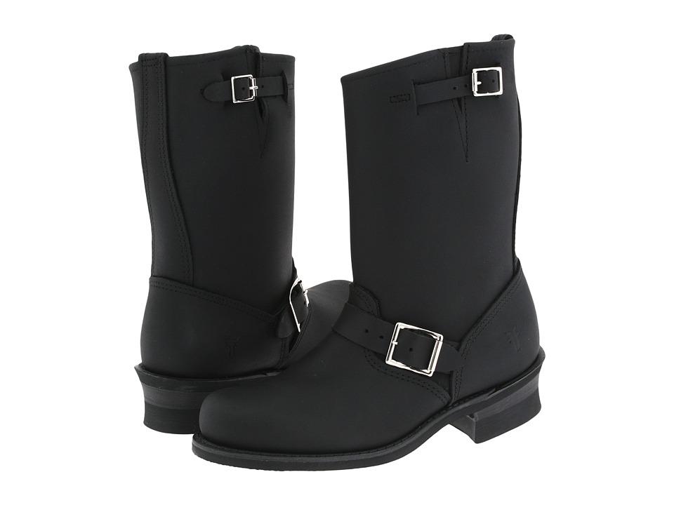 Frye Engineer 12R W (Black) Women's Boots