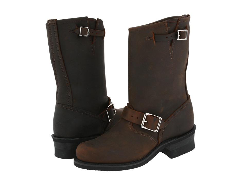 Frye Engineer 12R W (Gaucho) Women's Boots