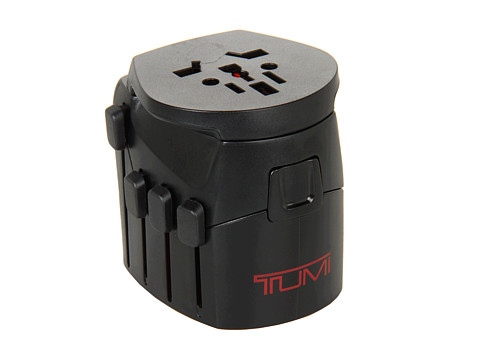 Tumi Electric Grounded Adaptor