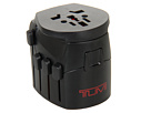 Tumi Electric Grounded Adaptor (Black)