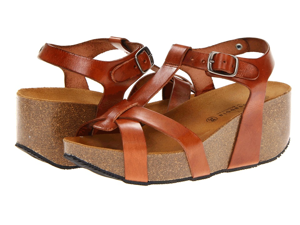 Eric Michael Amy Brown Womens Sandals