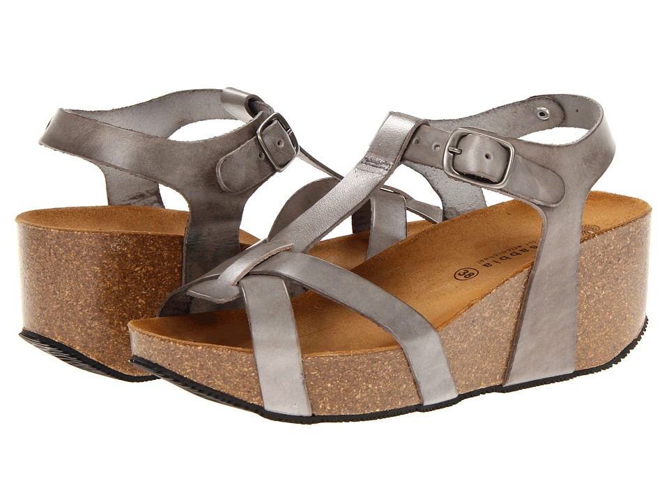 Eric Michael Amy Grey Womens Sandals