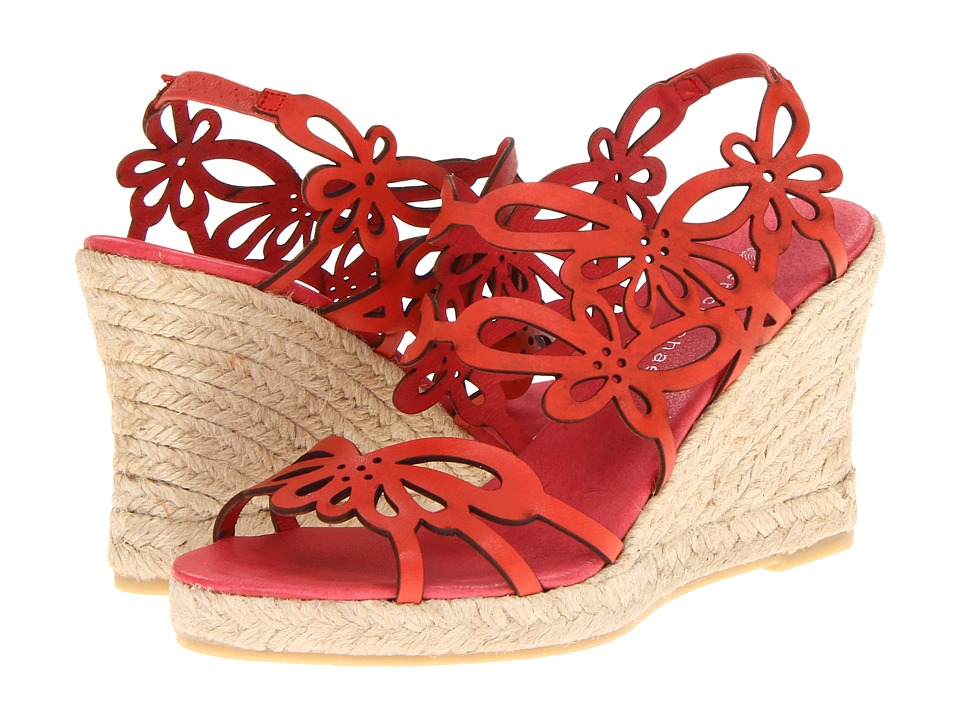 Eric Michael Jillian (Red) Wedges