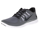 Nike - Free 5.0+ (Cool Grey/White/Anthracite)