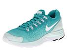 Nike - Lunarglide+ 4 Breathe (Sport Turquoise/Fiberglass/White) - Footwear